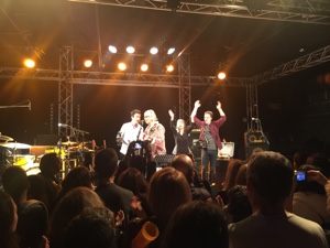 Two Of Us à Parthenay / concert Diff'Art 2016